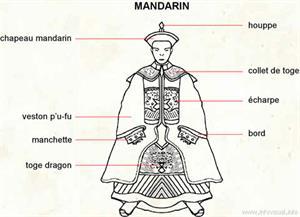 Mandarin (Dictionnaire Visuel)