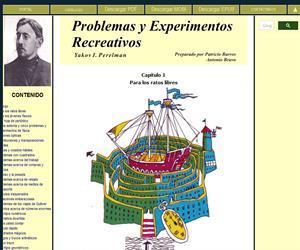 Problemas y Experimentos Recreativos, Yakov Perelman