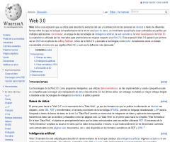 Web 3.0 - Wikipedia, la enciclopedia libre