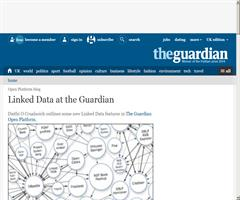 Linked Data at the Guardian | Open Platform | The Guardian