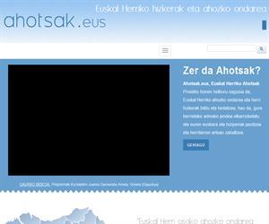 Ahotsak