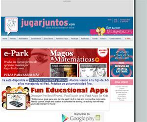 JugarJuntos.com: actividades para niños de preescolar e infantil