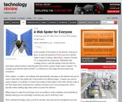 A Web Spider for Everyone