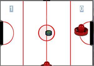 Proyecto de Simulación de colisiones elásticas con Air Hockey