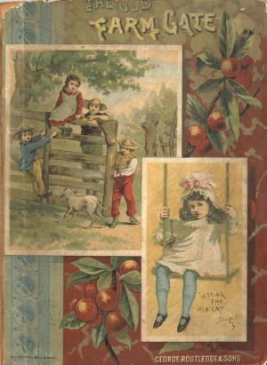 Old farm gate (International Children's Digital Library)