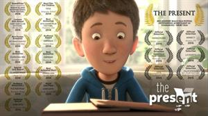 The present (El regalo). Corto animado