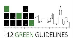 12 Normas ecológicas para ciudades sustentables