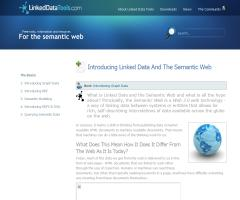 Introducing Linked Data And The Semantic Web