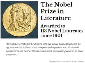 Quién ganó el Nobel de Literatura el año que naciste (Verne. El País)