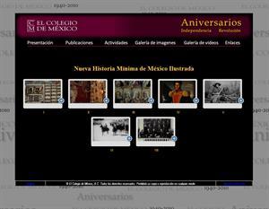 Nueva Historia Mínima de México Ilustrada en vídeo (colmex.mx)