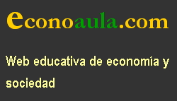 """Econoaula.Economía y sociedad para Secundaria,  Bachillerato y FP"""""""
