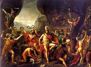 La Batalla de las Termópilas. Leónidas Vs Jerjes