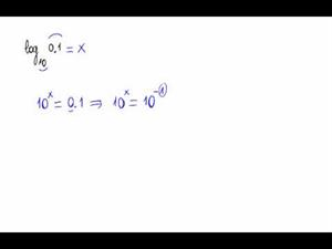 Logaritmo decimal