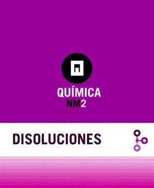 Disoluciones (Educarchile)