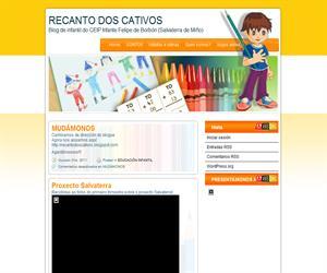 Recanto Dos Cativos (Blog Educativo de Educación Infantil)