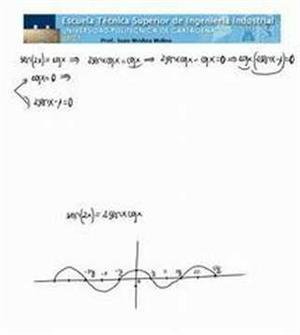 Ecuación rigonométrica 2