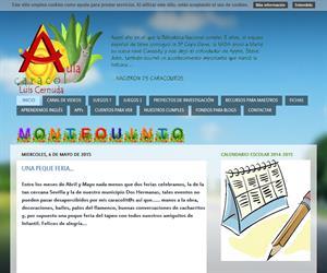 Aula Caracol Luis Cernuda (Blog Educativo de Educación Infantil)