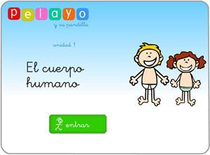 Pelayo y su pandilla. El cuerpo humano (educastur.es)
