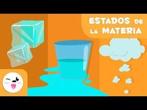 ¿Cuáles son los estados de la materia? (para niños)