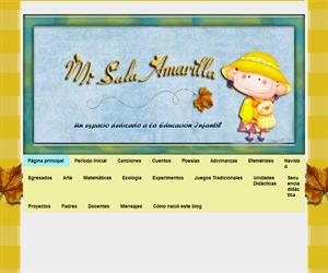 Sala Amarilla (Blog Educativo de Educación Infantil)