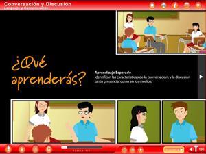 Conversación y discusión (Educarchile)