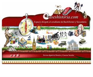 Recursos de Historia Contemporánea para bachillerato y secundaria