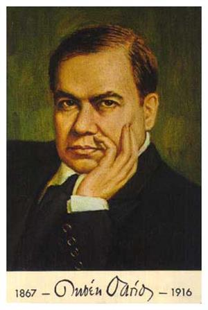 Poemas y biografía de Rubén Darío