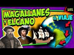 La vuelta al mundo de Magallanes y Elcano