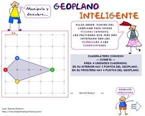 Geoplano inteligente