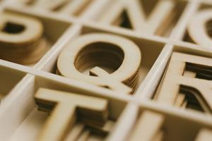 Uso de las letras mayúsculas y minúsculas