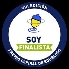 Logos de Participación y Finalistas en Edublogs 2014