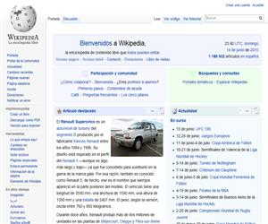 Wikipedia: la enciclopedia libre