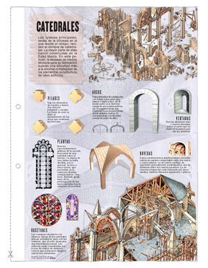 Catedrales. Láminas de El Mundo