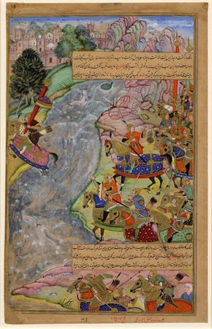 Contenido multimedia sobre Gengis Kan (Wikimedia Commons)
