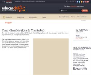 Costo - Beneficio (Ricardo Yrarrázabal) (Educarchile)