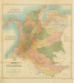 Cartografía Histórica - Colombia