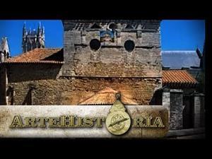 El baptisterio de Poitiers