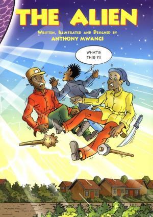The alien (International Children's Digital Library)