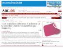 «Los periódicos deben ser el referente de la sociedad y liderar los cambios que requiere» (abc.es)