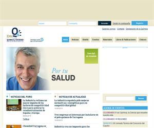 Química y Sociedad, el 'portal líder de la Química en España'