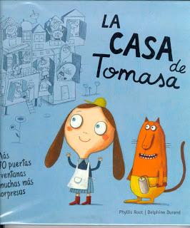 La casa de Tomasa, un blog para los amantes de Literatura infantil y Juvenil