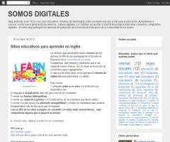 Sitios educativos para aprender en inglés | Somos Digitales