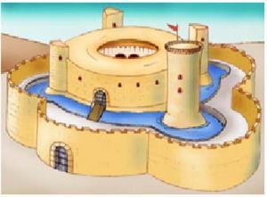 """Lectura """"Aventura en el castillo de los números"""""""