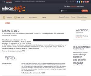 Roberto Matta 2 (Educarchile)