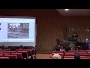 Encuentro Didactalia 2013: Iker Peña - Dos trabajos de Lengua y algo más