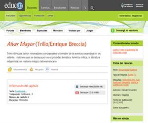 Alvar Mayor (Trillo/ Enrique Breccia)