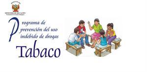 Programa de prevención del uso indebido de drogas: tabaco