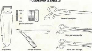 Tijeras (Diccionario visual)