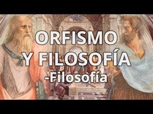 Orfismo y Filosofía