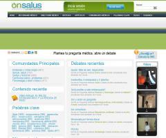 OnSalus: Preguntas médicas y respuestas médicas